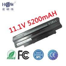 HSW Laptop Battery for Dell Inspiron 14R N4010 N4010D 13R N3010D N7010 N5010 N3010 J1KND N3110 N4050 N4110 N5010D N5110 N7010