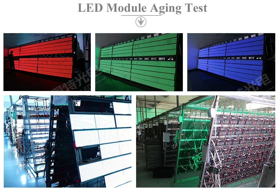 LED module Aging Test 1
