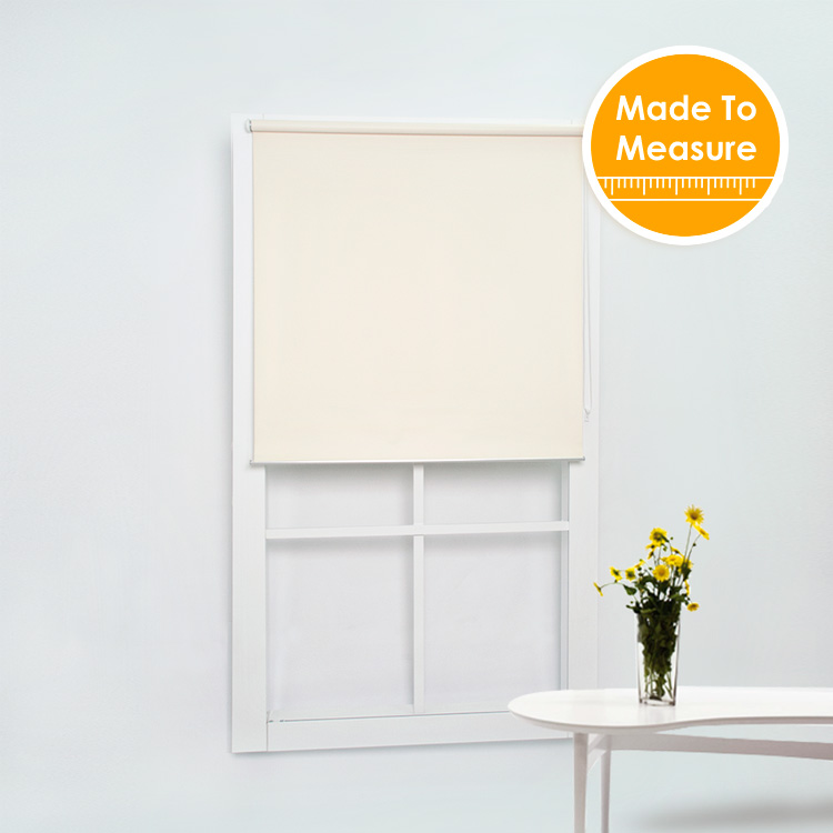 High Quality Mold Proof window blinds 100% Shade Curtains Oil Proof fabric Roller blinds Shade for Kitchen room