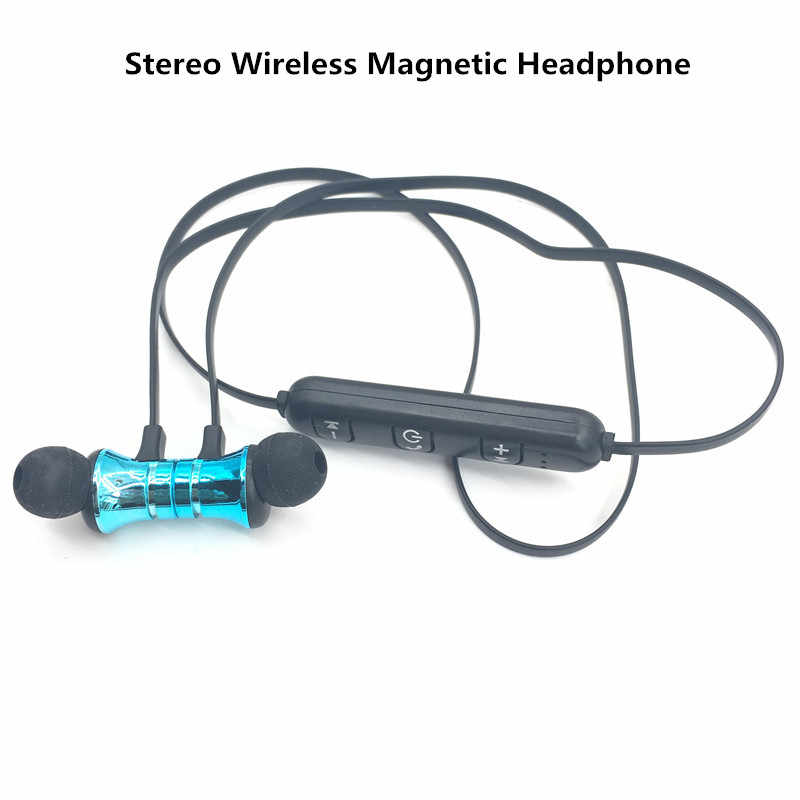 Sportowe słuchawki Bluetooth Fone de ouvido bezprzewodowe słuchawki Bluetooth dla Xiaomi iPhone zestaw słuchawkowy stereo Ecouteur Auriculares