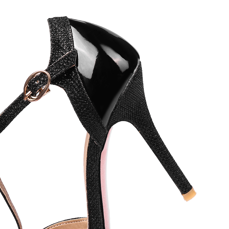 3151f0c6c Chainingyee OL sexy pointed toe office summer sandals mixed color black red  beige white silver gold women's shoes-in High Heels from Shoes on  Aliexpress.com ...