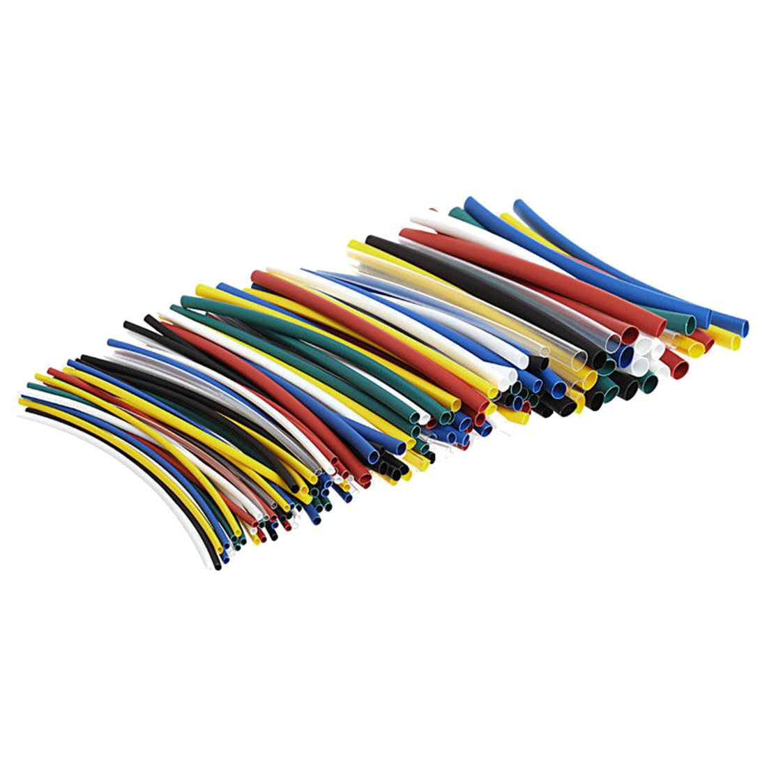 Heat Shrink Tubing 2:1 Heatshrink Tube Sleeve Sleeving Wrap Cable Flex WOER