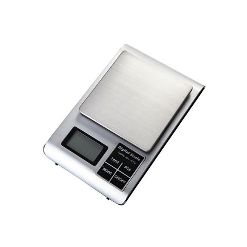 500g * 0.01g máquina de pesaje de cocina balanzas médicas de - Instrumentos de medición - foto 2