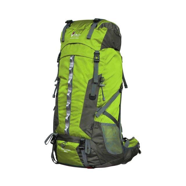 Waterproof 60L Camping Hiking Backpack Vihir