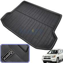 Accessoires pour Toyota RAV4 RAV 4 2006   2012 5 places coffre arrière plateau Cargo botte Liner tapis tapis de sol 2007 2008 2009 2010 2011