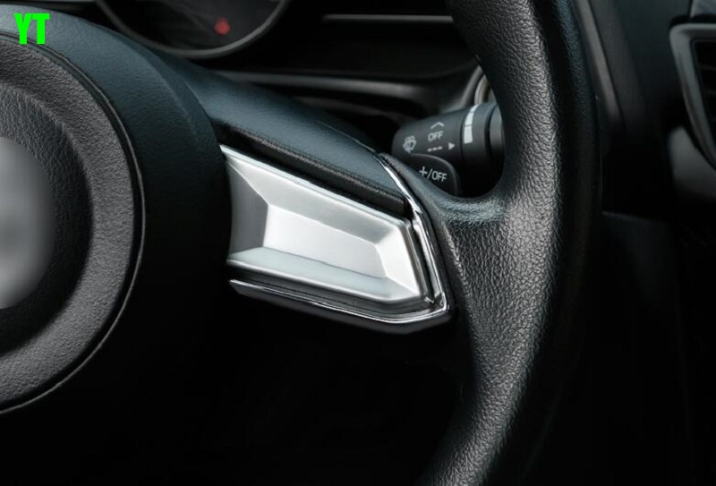 Cobertura do volante automático, roda de direção