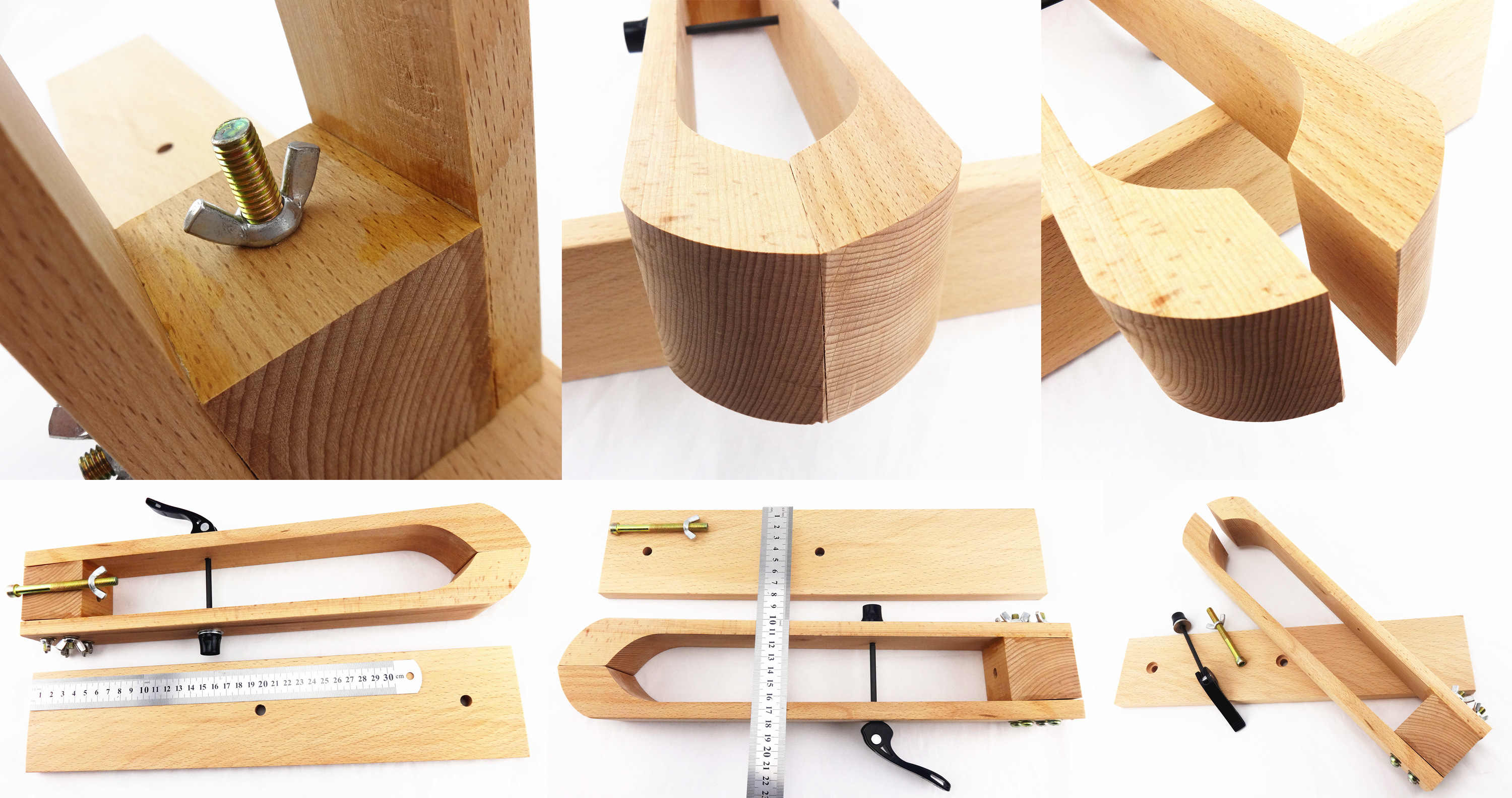 US MADE Leather Craft Sewing Lacing Stitching  Pony Vise