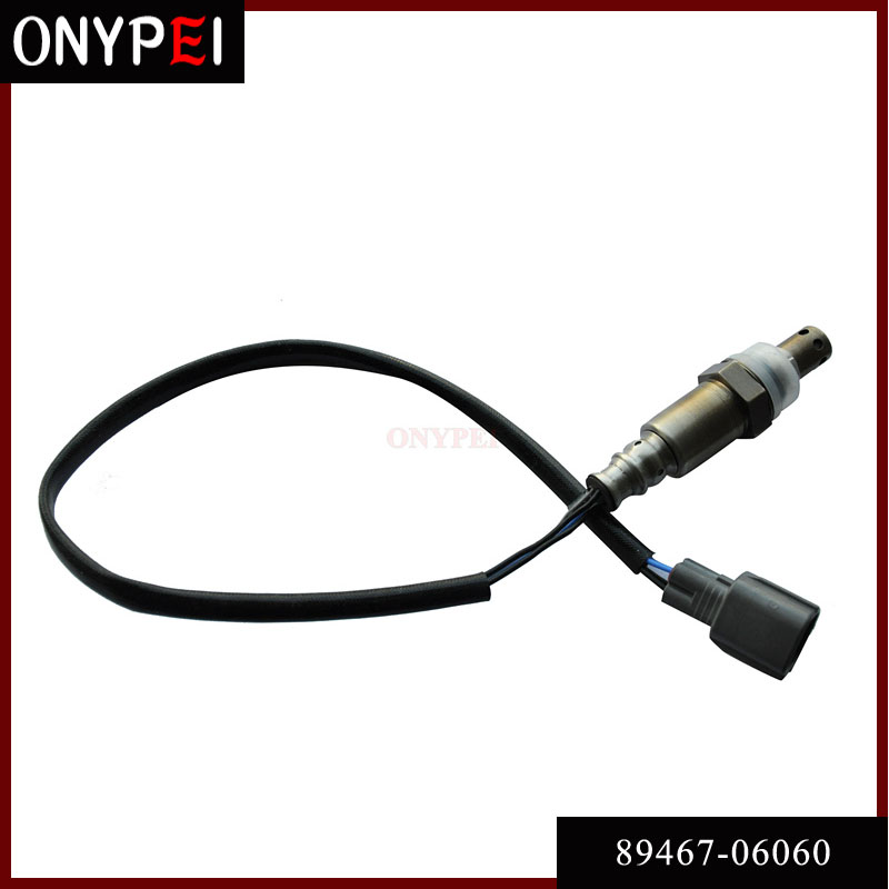 US $40 5 10% OFF|89467 06060 Lambda Oxygen Sensor Air Fuel Ratio For Toyota  Camry 2007 2010 2 4L 89467 06110-in Exhaust Gas Oxygen Sensor from