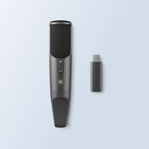 Image 2 - New Youpin Wireless Handheld Microphone Karaoke Speaker KTV Music Player Singing HD Noise Reduction Portable Mic For Android IOS