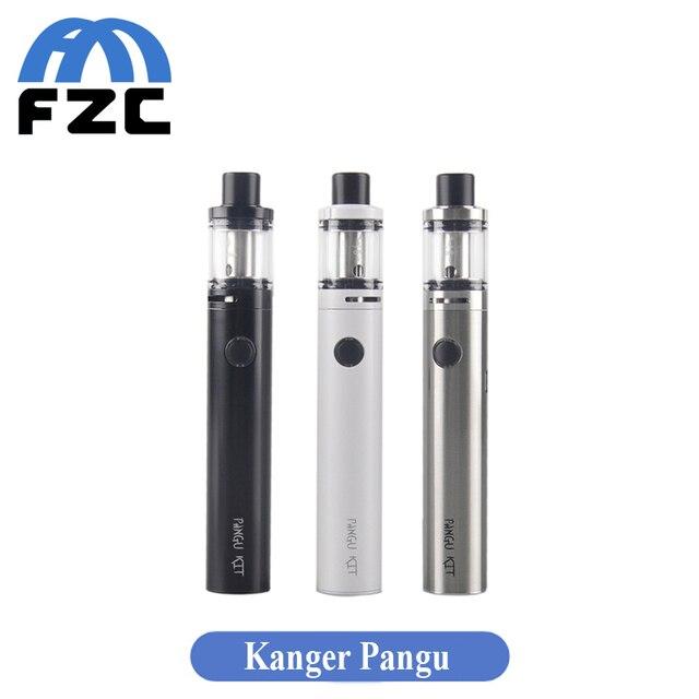 Оригинал Kanger Pangu Starter Kit 3.5 МЛ 2500 мАч Все-В-Одном Pangu Комплект жидкостью vape Пера ПРОТИВ iJust 2 iJust С Жидкостью Vape Пера Электронные сигареты