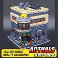 LEPIN 15015 5003 unids City Creator El museo de dinosaurios Modelo Kits de Construcción de Juguete Ladrillo Compatible Legeo