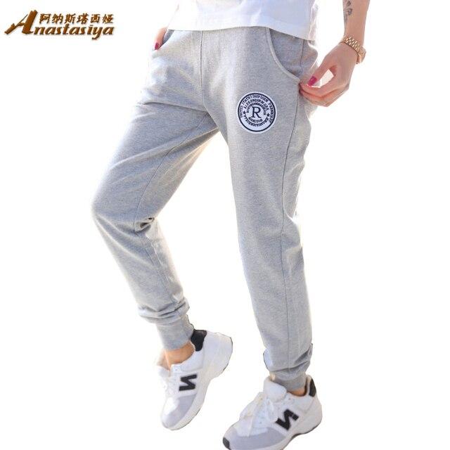 Women Cotton pants Hot Sale Autumn loose outside wear pants casual harem long trousers high quality Ankle Length Pencil Pants