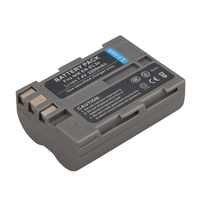 1PC 2200mAhEN-EL3E ENEL3E Cámara Paquete de batería para Nikon D90 D80 D300 D300s D700 D200 D70 D50 D70s D100 D-100 D-300 D-70 D-90