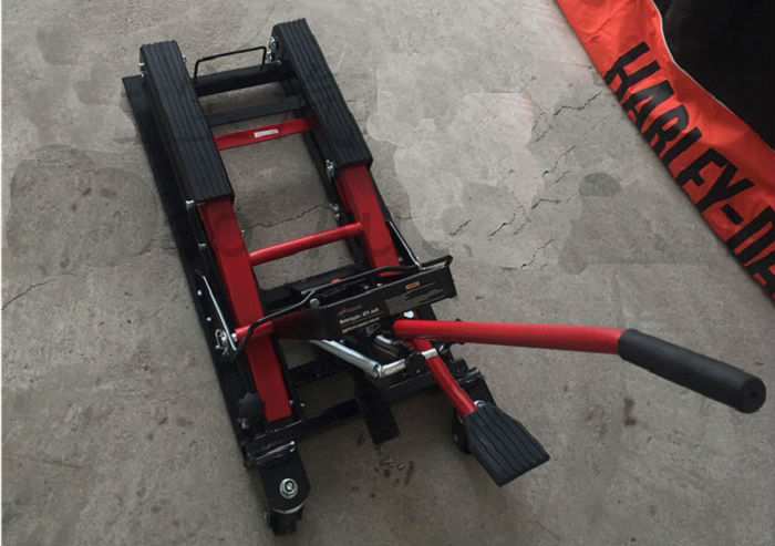 Motorcycle Repair Lifting Device Lifter Table-in Tire