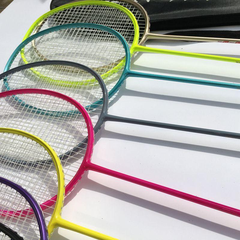 Badminton Schläger 2016 Urltra-light 4u 82g Neue Zarsia Badminton Schläger 100% Carbon Badmintonschläger Freies Verschiffen Schrecklicher Wert Sport & Unterhaltung