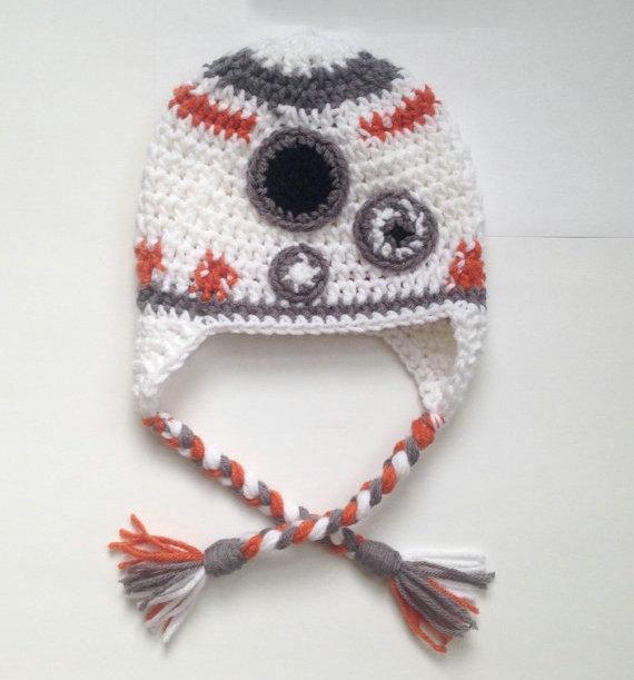 Neue Baby Kinder Kinder Kappe Winter Warme Mütze Star Wars Hüte