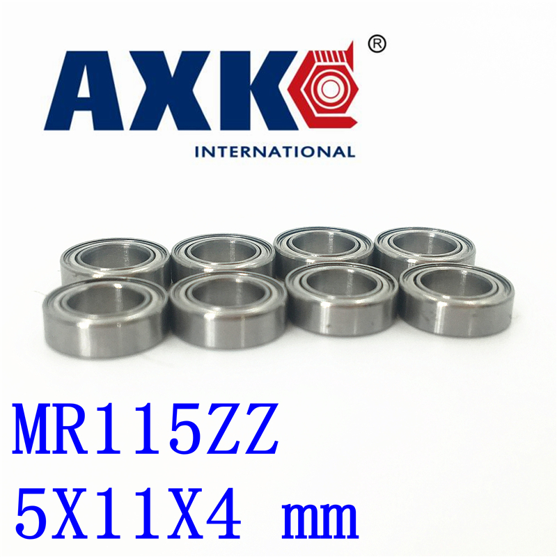 Factory Direct Sale Mr115zz Mr115 638/5zz L-1150zzy04 5x11x4 Mm High-quality Goods Model Bearing Helicopter Model Car Available