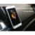 360 grados soporte para coche cargador inalámbrico qi para samsung s6 s7 note 5 nota 7 soporte magnético para htc lg air vent mount para iPhone