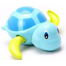 Милая черепаха для новорожденных, игрушки для купания, заводные на цепочке, Классические игрушки для детей, Рождественский подарок