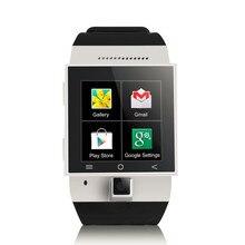 ใหม่ล่าสุดบลูทูธโทรศัพท์นาฬิกาสมาร์ทS55 1กรัมDual Core CPU WIFIจีพีเอส2กรัม/3กรัมซิมการ์ดสล็อตกล้อง2.0MP A Ndroid 4.4สำหรับS Amsungหัวเว่ย