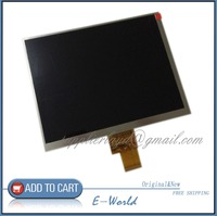 New LCD Display Matrix 8 Prestigio MultiPad 4 PMP7480D 3G Tablet Inner LCD Screen Panel Module
