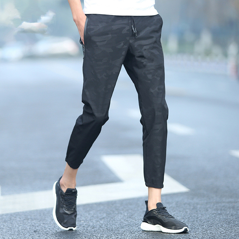 font b Men b font Pants Fashion Camouflage Pencil Pants font b Men b font