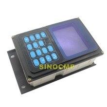 7835-12-3000 7835-12-3005 7835-12-3007 Monitor de Escavadeira para Komatsu PC200-7 PC210-7