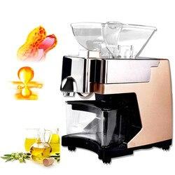 Kitchen appliances oil press machine flax seed coconut hemp oil extractor expeller presser