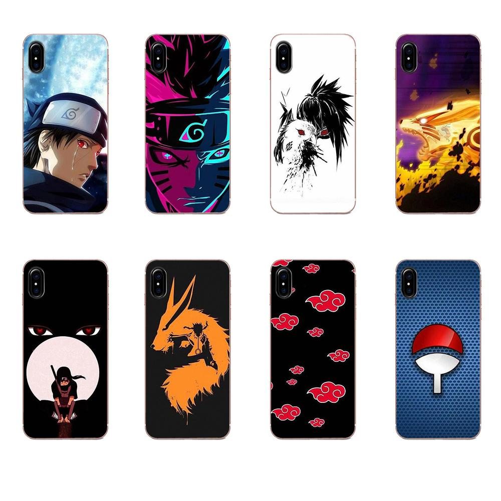 <font><b>Anime</b></font> Naruto <font><b>Soft</b></font> Cover Cell Phone <font><b>Cases</b></font> For Huawei <font><b>Honor</b></font> 4C 5A 5C 5X 6 6A 6X 7 7A 7C 7X <font><b>8</b></font> 8C 8S 9 10 10i 20 20i Lite Pro image