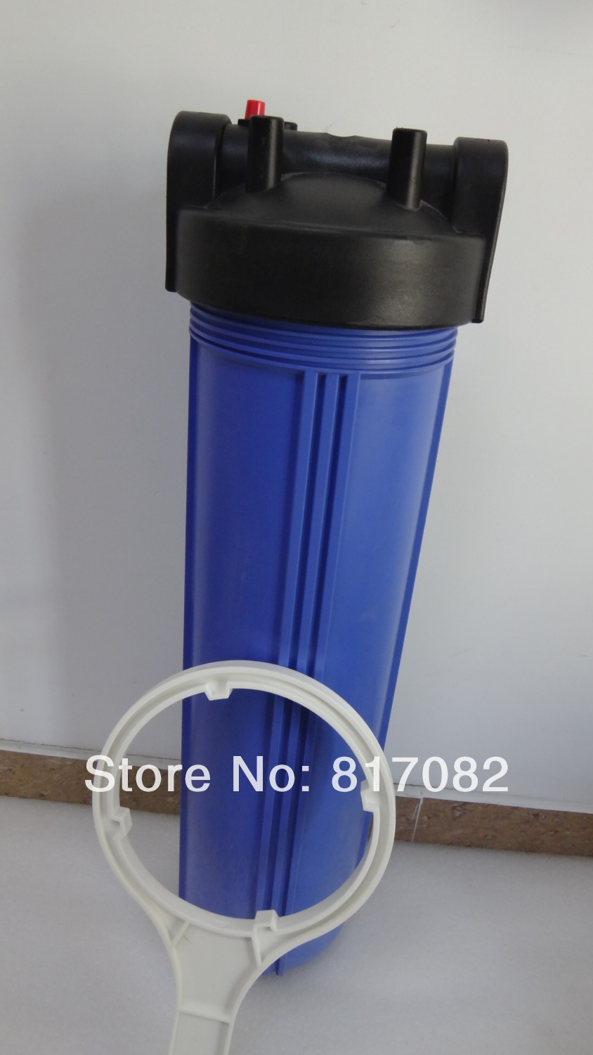 20 Big Blue Standard Water Filter Housing for Water Purifier free shipping