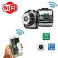 "WIFI Mini Car DVR Full HD 1080P 2.0""LCD G-sensor 8LED IR Night Vision Car Recorder Support Android Recorder Camera Dash Cam G55W"
