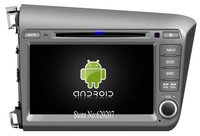 S160 Android 4 4 4 CAR DVD Player FOR NEW HONDA CIVIC 2012 For Left Hand