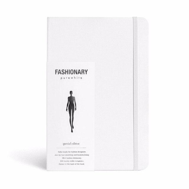 A5 Fashion Womens Purewhite A5 Sketch Book Drawings Fashion Drawing