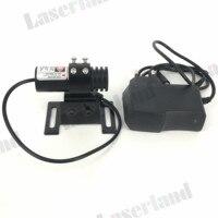 Focusable 405nm 150mW Violet Blue Laser DOT Locator Module Diode Mount Adapter
