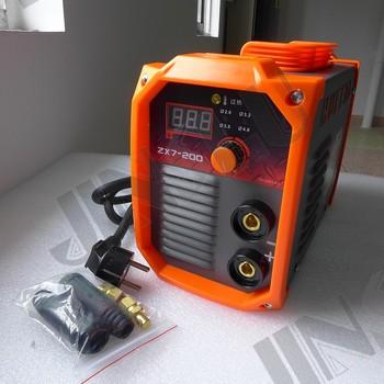 3.2mm All Day Welding IGBT AC220V  Mini welding inverter MMA/ARC welder  Welding Machine Memory Function no weldingcable