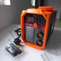 3 2mm Alle Tag Schweißen IGBT AC220V Mini schweißen inverter MMA/ARC schweißer Schweißen Maschine Speicher Funktion keine weldingcable-in Lichtbogenschweißgeräte aus Werkzeug bei
