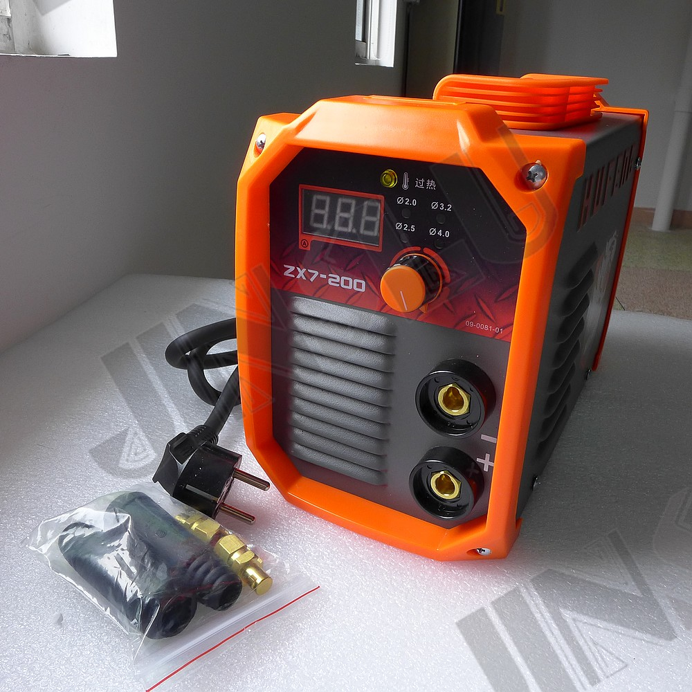 Mini welding inverter machine MMA/ARC welder IGBT AC220V Welding Machine Memory Function