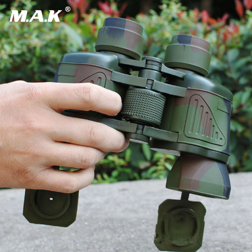 HD 50X50 Camouflage Binoculars Telescope BAK4 Prism Low Level light Night for Travel Outdoor Watching Hunting 10x26 night vision binoculars hd bak4 prism waterproof telescope portable hand outdoor hunting spotting scope souvenir