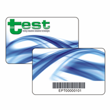 купить 100pcs Six colors Offset Custom Printing Card 13.56MHz RFID Card NFC Card 13.56MHz ISO14443A s50 chips дешево