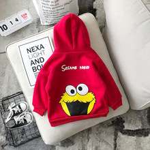 Baby Girls Boys Hooded Cartoon Outfits Christmas