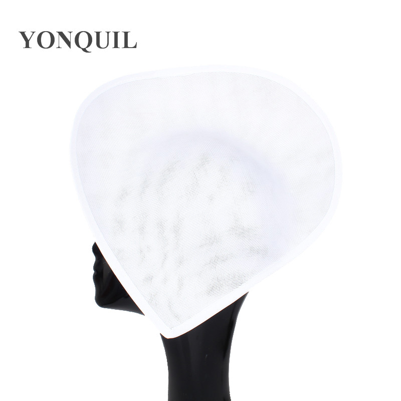 2018 New arrival 30 CM women wedding hair fascinators base new design design for derby church cocktail headwear 5pcs/lot SYB05