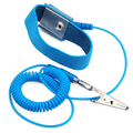 Anti Static Antistatic ESD Adjustable Wrist Strap Band Grounding Wire Free Shipping