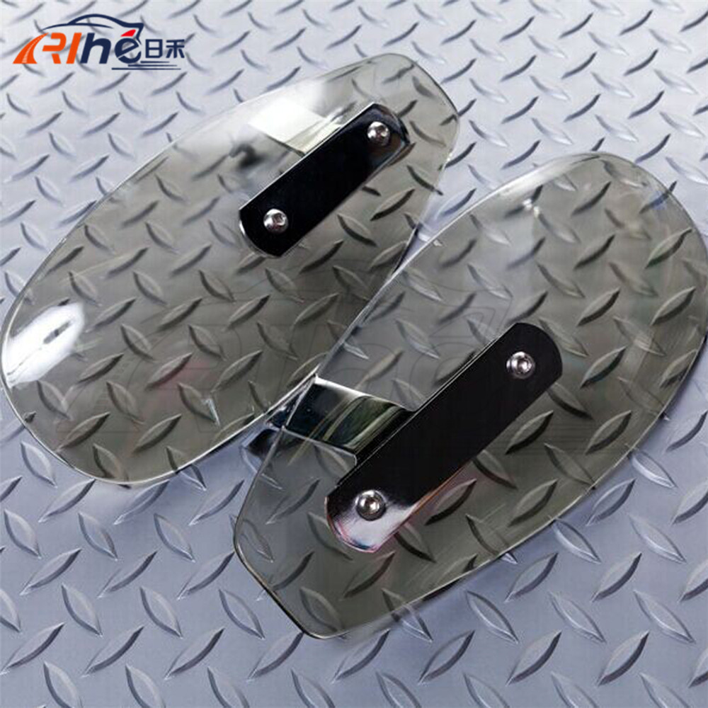 Universal al por mayor de accesorios de la motocicleta protector de mano de plás