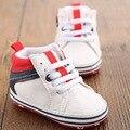 Малыш Младенческая Baby Boy Обувь Кружева Повседневная Девочка Тапки ПУ Мягкой Подошвой Детская Кровать В Обуви Мокасины Chaussure Sapato Menino Гарсон