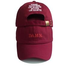 ¡Venta al por mayor! sombreros Unisex de primavera y verano con bordado de la tierra para papá, gorra de Hip Hop, gorra Kendrick lamar rapero Snapback, gorras de béisbol