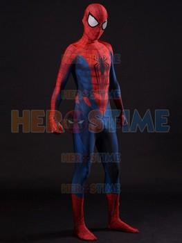 Set D'arte Per Bambini | 3D Stampa Concept Art Spiderman Costume Spandex Spider-man Cosplay Suit Zentai Body Per Halloween Di Vendita Calda Per Adulti /bambini