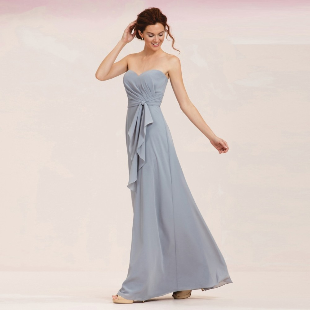 Online Buy Wholesale plain bridesmaid dresses from China plain ...