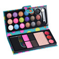 Belleza de La Moda 1 Caja de 26 Bolsa de Cosméticos Sombra de Ojos Paleta de Maquillaje de Color 160809 Envío de La Gota