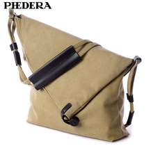 Fashion Special Design Pure Cotton Canvas Women Messenger Bags Large Capacity Female Shoulder Bag Leisure Women's Crossbody Bags