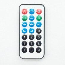 21 KeysควบคุมระยะไกลMP3 DecordingคณะกรรมการIR RemoterควบคุมMP3ชุดIRเครื่องเล่นเพลงReciver (ไม่สากลใช้)